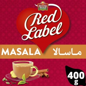 Red Label Masala Black Tea - 400 g