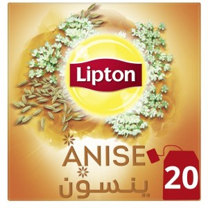Lipton Anise Infusion Herbal Tea - 32 g