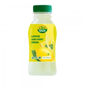 Nada Fresh Juice 300ML - Lemon Mint