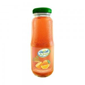 Organic Orange Juice, 250ml