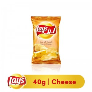 Lays Cheese Potato Chips, 40g