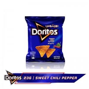 Doritos Sweet Chili Tortilla Chips, 23g