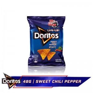 Doritos Sweet Chili Tortilla Chips, 48g