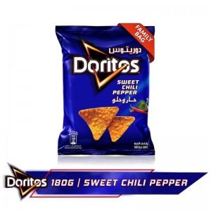 Doritos Sweet Chili Tortilla Chips, 180g