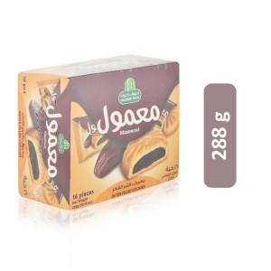 Halwani Bros Dates Filled Cookies - 288 g