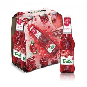 Tropicana Frutz, Pomegranate Cocktail, 300ml x 6