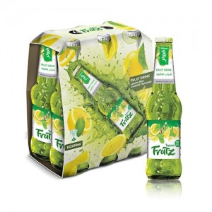 Tropicana Frutz, Lemon Mint Cocktail, 300ml x 6