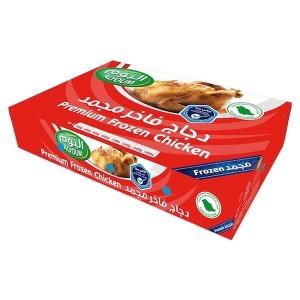 Alyoum Whole Chicken Frozen 10x1200gm
