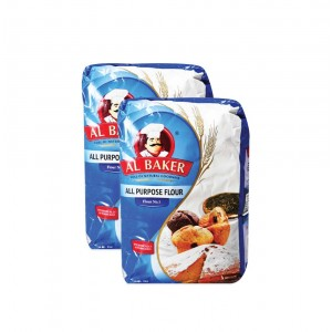 Al Baker Al Baker Plain Flour 2Kgx2
