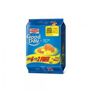 Britannia Good Day Butter - 8 x 90 g