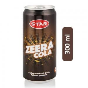 Star Zeera Cola Carbonated Soft Drink - 300 ml