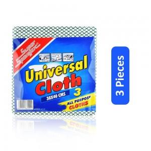 Super Sponge Universal Cloth - 3 Pieces