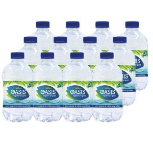 Oasis Mineral Water - 12 x 330 ml