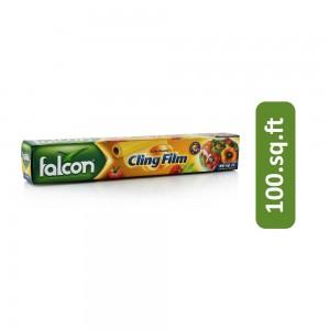 Falcon Cling Film Foil Wrap - 100.sq.ft