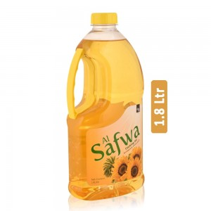 Al Safwa Cooking Oil - 1.8 Ltr