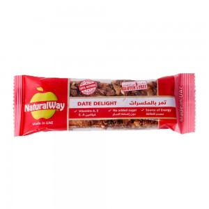 Natural Way Caramelized Sedame, 40 gm