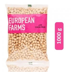 European Farms Chickpeas - 1000 g