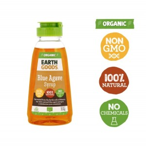 Earth Goods, Organic Agave Syrup 350g
