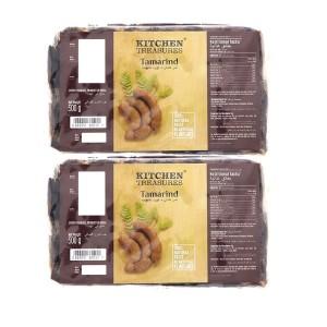 Kitchen Treasur Tamarind - 2 x 500 gm