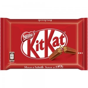 NESTLE KITKAT 4 Finger Chococlate Wafer 41.5g