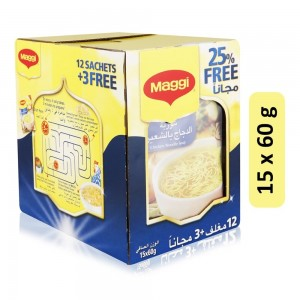 Maggi Chicken Noodle Soup - 15 x 60 g