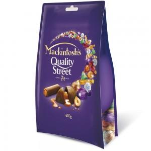 Mackintosh's Quality Street Chocolate Pouch 600g  10% Off