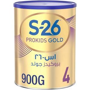 Wyeth S26 Progress Gold Stage 3, 1-3 Years Premium Milk Powder Tin 900g At 10% Off