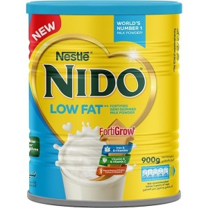 Nestle Nido Low Fat 800g Tin