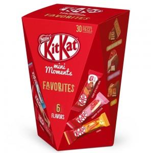 KitKat Mini Moments Favorites Chocolate (30 pieces)