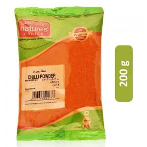 NATURES CHOICE Chilli Powder - 200 g