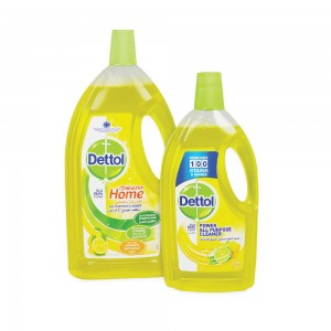 Dettol Mac 4In1 Lemon 3L+900Ml