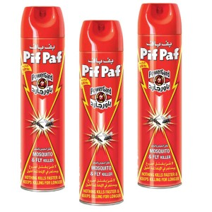 Pif Paf P/P Fkd Fly And M/K 3X400Ml