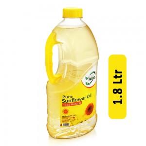 Euro Farms Pure Sunflower Oil - 1.8 Ltr