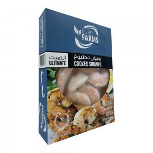 Euro Farms Cooked Shrimps Ultimate 1Kg