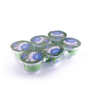 Al Rawabi Full Cream Yoghurt 6X90Gm