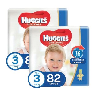 Huggies Sprflx Jmbo Sze 3 2X82'S