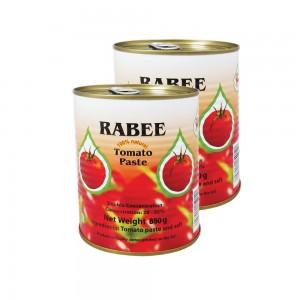 Rabee Tomato Past 2X850g