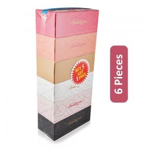 Bawabt Liwa Soft Tissues - 6 Pieces