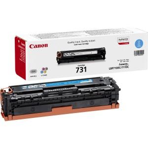 Canon 731C Color Laser Cartridge - Cyan