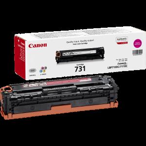 Canon 731M Color Laser Cartridge - Magenta