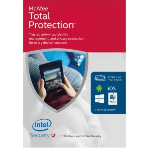McAfee T/Protection 2016 ( Unlimited )