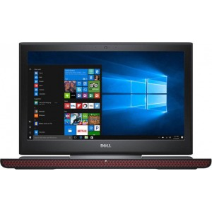 DELL INSPIRON 7577 PREMIUM i5,8GB,1TB,4D,15.6F inch Gaming NoteBook, 7577-INS-1125-BLK