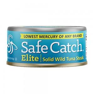 Safe Catch Safe Catch Elite Wild Tuna, 142gm