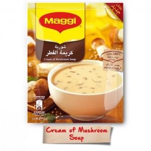 Maggi Mushroom Soup, 12 Pcs