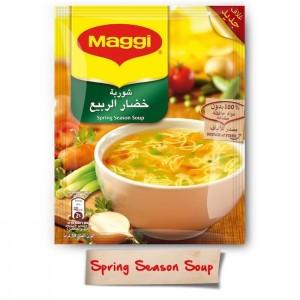 Maggi Spring Season Soup, 12 Pcs