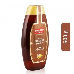 Nectflor Natural Blossom Honey - 500 g