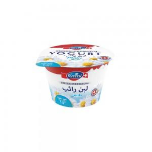 Emmi Swiss Premium Yogurt Plain Unsweetened 1.5% Fat - 100 gm
