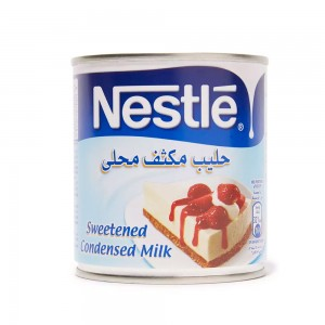 Nestle Sweetened Condensed Creamy Milk - Can, 397 gm