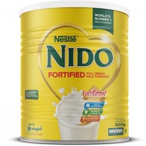 Nestle Nido Fortified Milk Powder 400g Tin
