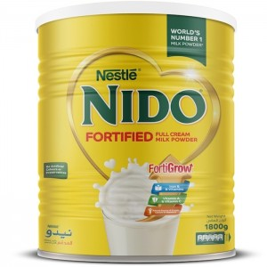 Nestle Nido Fortified Milk Powder 1800g Tin